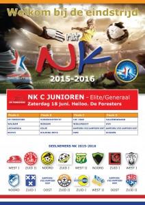 NK C junioren