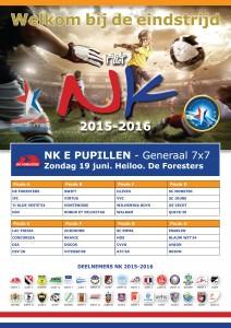 NK E pupillen - Generaal (7x7)