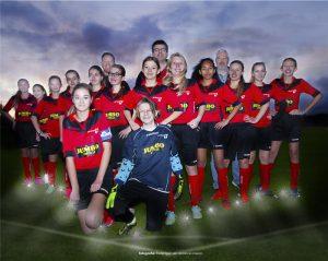 ook de meiden A junioren staan als categorie hoog op de agenda bij het NK Jeugdvoetbal