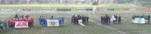 Het toernooi start zoals elk DK of NK met de openingsceremonie, waarbij het toernooi gezamenlijk wordt geopend met het volkslied Wilhelmus